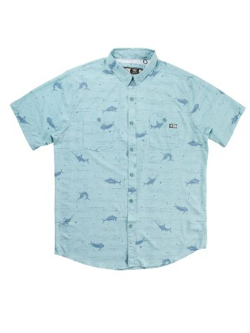 Salty Crew Horizon UV Camicia