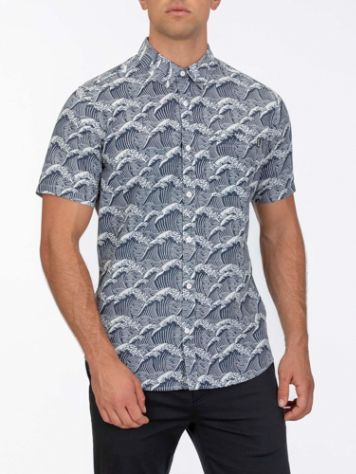Hurley Waves Camicia