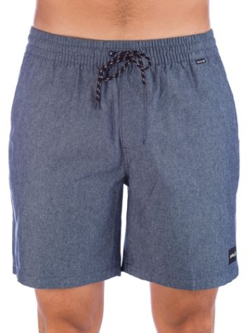 "Hurley Chambray Volley 18"" Boardshorts"