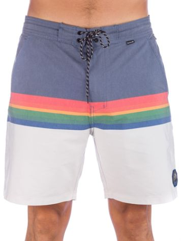 "Hurley Beachside Pendltn Crater Lake 18"" Shorts"