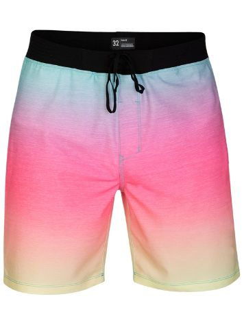 "Hurley Phantom HW Fade Out 18"" Boardshorts"