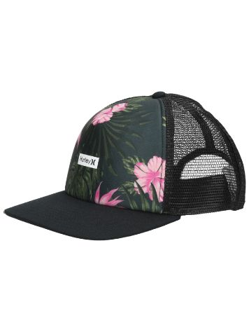 Hurley One And Only Small Box Trucker Cap