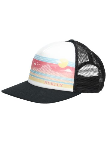Hurley Scenic Stripes Trucker Cap