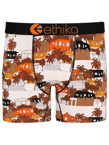 Ethika Beach City Mid Boxershorts