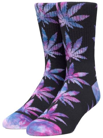 HUF Plantlife Tiedye Leaves Meias