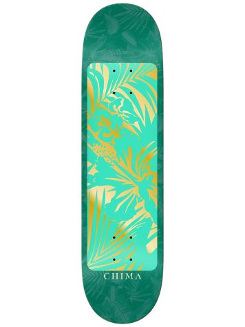 "Real Chima Flora 8.06"" Skateboard Deck"