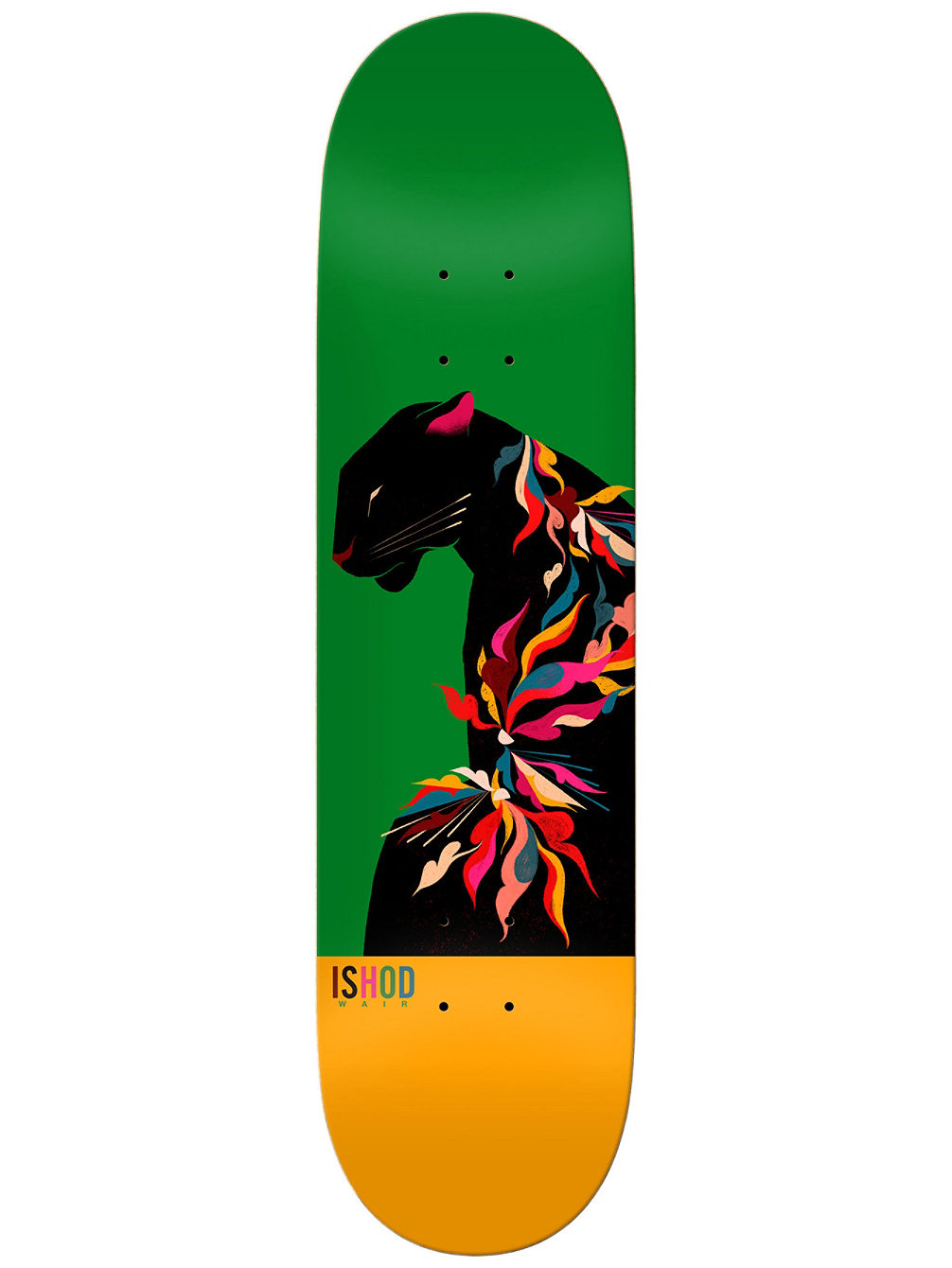 "Ishod X Willian Santiago 8.3"" Skateboard Dec"