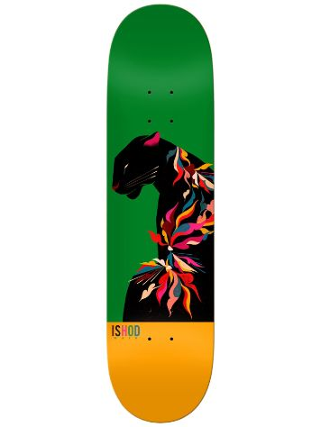 "Real Ishod X Willian Santiago 8.3"" Skateboard Dec"