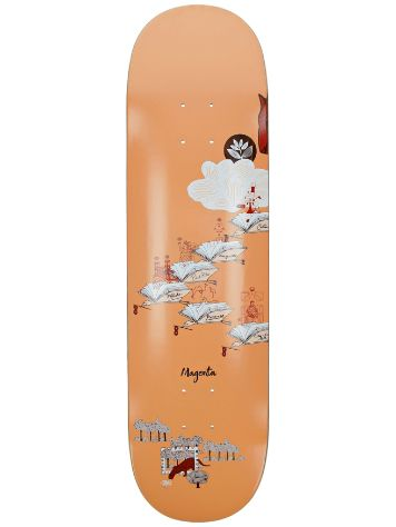 "Magenta Infinite Loop 8.25"" Skateboard Deck"