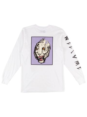 Welcome Glam Dragon Long Sleeve T-Shirt