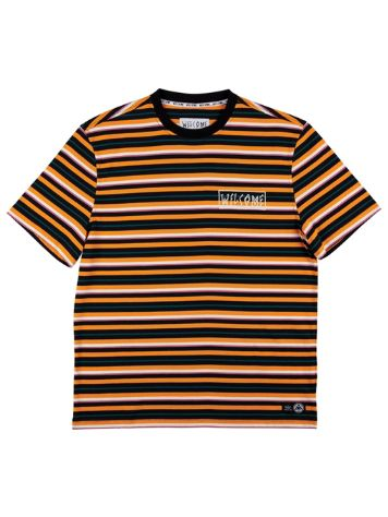 Welcome Surf Stripe Knit T-Shirt