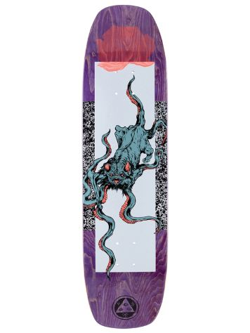 "Welcome Bactocat On Wormtail 8.4"" Skateboard Deck"
