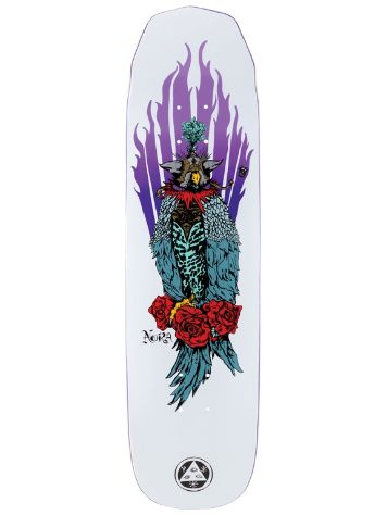 "Welcome On Wicked Princess 8.125"" Skateboard Deck"