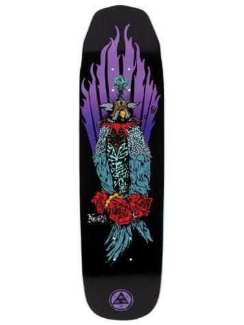 "Welcome On Wicked Queen 8.6"" Skateboard Deck"