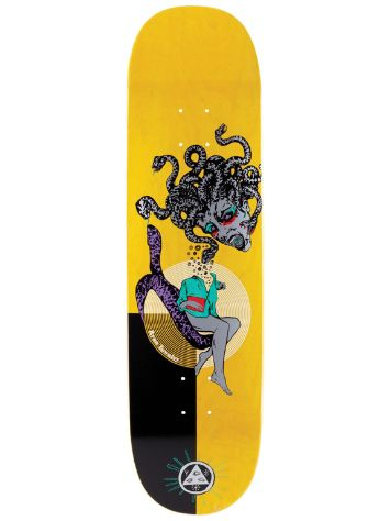 "Welcome Ryan Townley Silver 8.5"" Skateboard Deck"