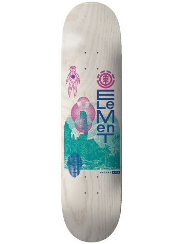 "Element Madars Down To Earth 8.5"" Skateboard Deck"