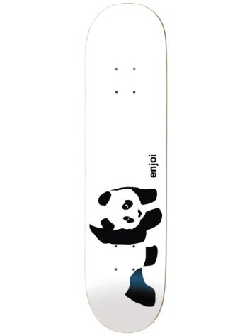 "Enjoi Whitey Panda Youth R7 7.25"" Skateboard Deck"