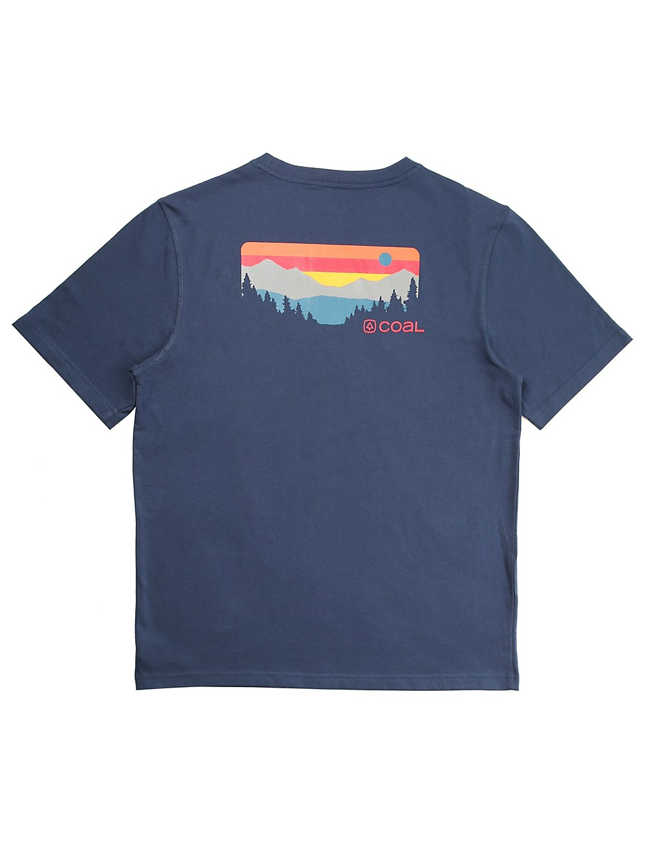 Coal Klamath T-Shirt dress blues