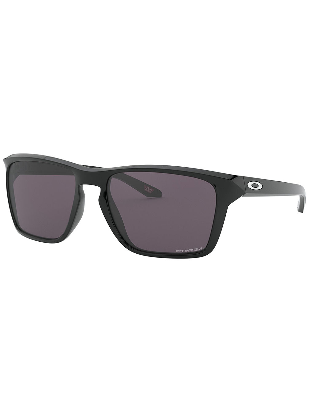 Sylas Polished Black Sonnenbrille