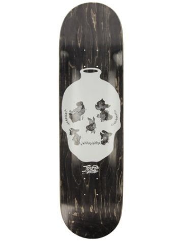 "Temple of Skate Fish Bowl 8.25"" Skateboard Deck"
