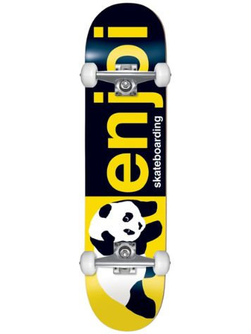 "Enjoi Half And Half FP 8.0"" Complete"