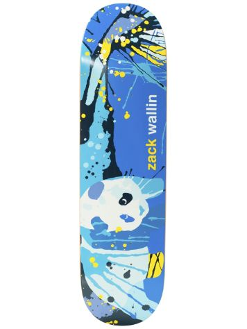 "Enjoi Splatter Panda 8.5"" Skateboard Deck"
