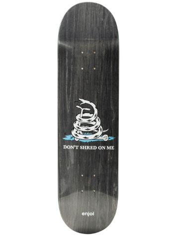 "Enjoi Don't Shred R7 8.25"" Skateboard Deck"