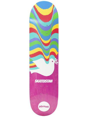 "Almost Skateistan R7 7.75"" Skateboard Deck"