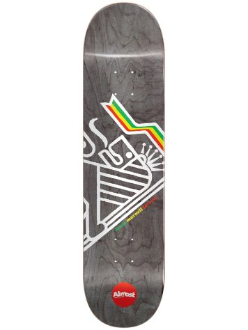 "Almost Lewis Forever Lion R7 8.0"" Skateboard Deck"