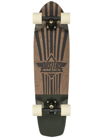 "Dusters Keen Retro Frame Cruiser 31.0"" Skateboard"