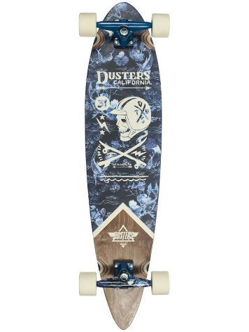 "Dusters Moto Pond 38.0"" Skateboard"