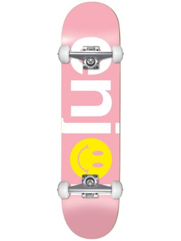 "Enjoi No Brainer Smiley FP 7.5"" Complete"
