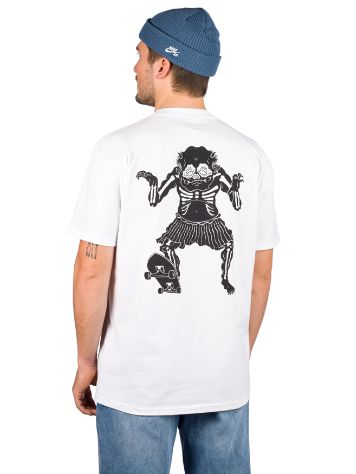 Temple of Skate Skate Zombie T-Shirt