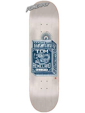 "Santa Cruz Mako Powerply 9.0"" Skateboard Deck"