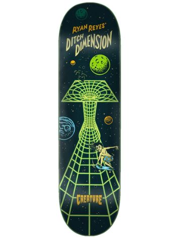 "Creature Reyes Ditch Dimensin 8.0"" Skateboard Deck"