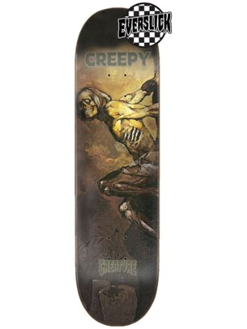 "Creature Creepy Everslick 8.25"" Skateboard Deck"