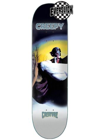 "Creature Creepy Everslick 8.0"" Skateboard Deck"