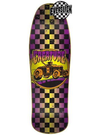 "Creature Hot Rod Everslick 9.5"" Skateboard Deck"