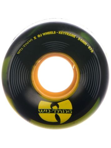 OJ Wheels Wu-Tang Keyframe 87A 54mm Wheels