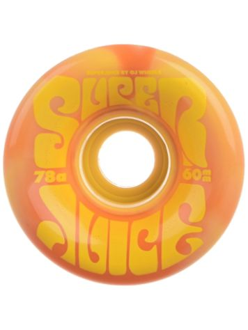 OJ Wheels Danny Dicola Super Juice 78A 60mm Wheels