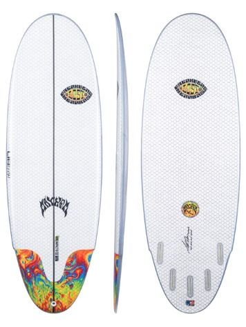 Lib Tech Lost Freak Flag Bean Bag 5'8 Surfboard