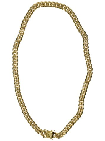 "The Gold Gods 8mm 18"" Miami Cuban Link Chain"