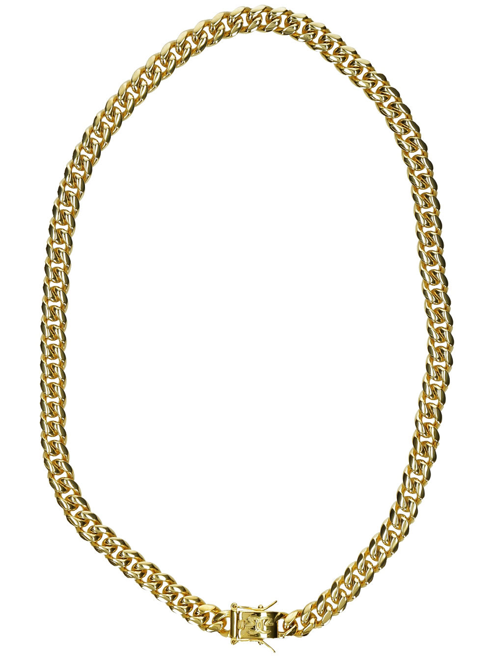 "10mm 22"" Miami Cuban Link Chain"