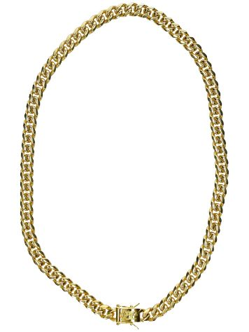 "The Gold Gods 10mm 22"" Miami Cuban Link Chain"