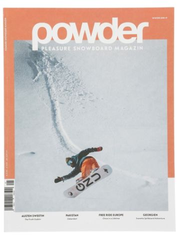 Pleasure Powder Special 2018/2019 Magazin