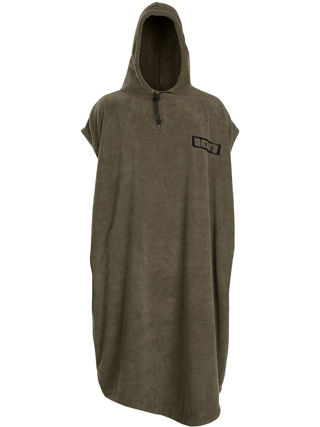 Ion Core Surf Poncho dark olive