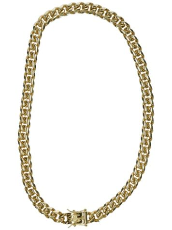 "The Gold Gods 10mm 18"" Miami Cuban Link Chain"