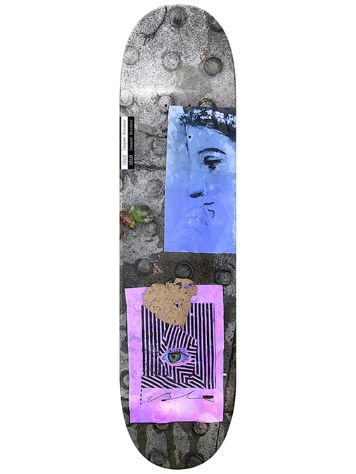 "Isle Occular Series Casper 8.25"" Skateboard Deck"