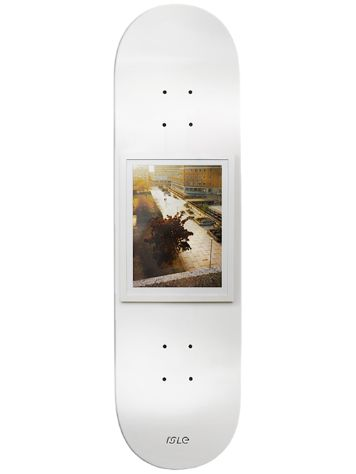 "Isle Fairfield Shier 8.0"" Skateboard Deck"
