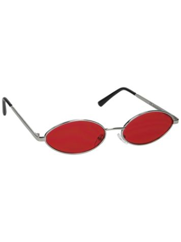 Empyre Miller Red Oval Mini Sonnenbrille